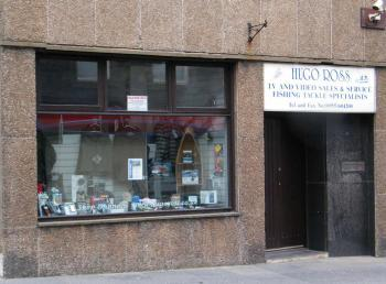Photograph of Hugo Ross - Fishing Tackle Specialists
