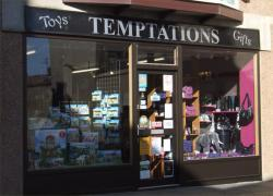 Photograph of Temptations