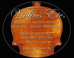 Photograph of Violins Etc