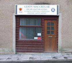 Photograph of Sandy Macgregor Ltd
