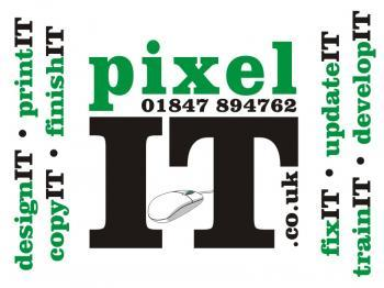 Photograph of pixel IT