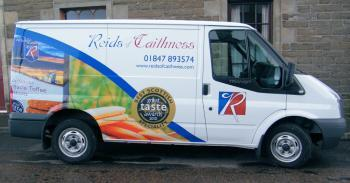 Photograph of Reids Bakery Thurso Ltd