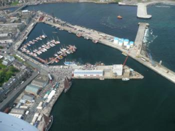 Photograph of Wick Harbour Authority