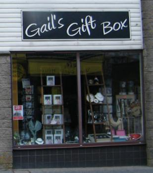 Photograph of Gails Gift Box