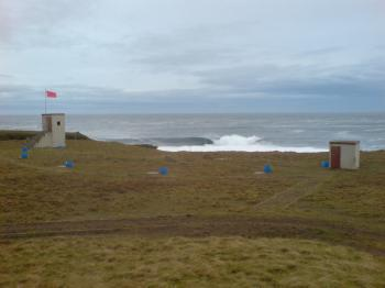 Photograph of Kaithness Clays - Clay Pigeon Range
