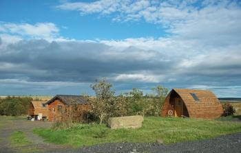 Photograph of Bower Wigwams