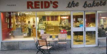 Photograph of Reid's The Bakers  - Shop & Cafe