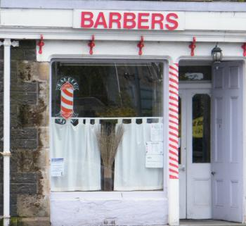 Photograph of Barbers