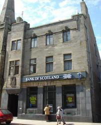 Photograph of Bank of Scotland (Wick)