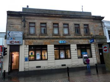 Photograph of TSB Bank