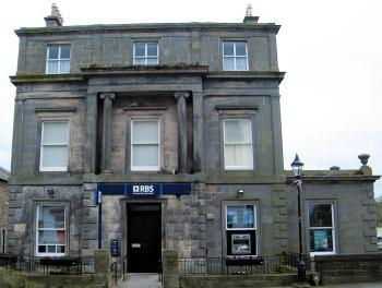 Photograph of Royal Bank of Scotland (Wick)