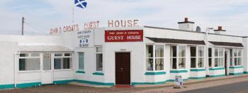 Photograph of John O'Groats Guest House
