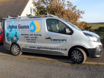 Photograph of John Gunn Plumbing and Heating