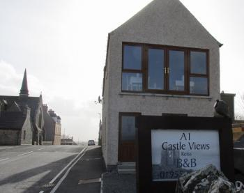 Photograph of A1 Castle Views Keiss Bed and Breakfast