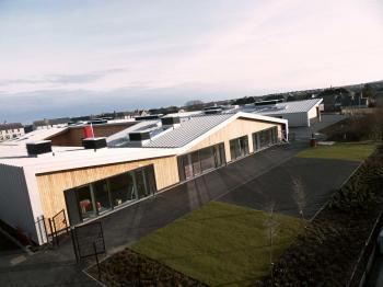 Photograph of Noss Primary School