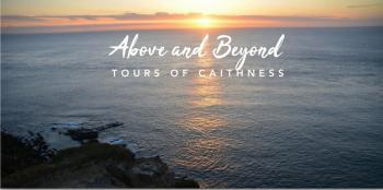 Photograph of Above and Beyond - Tours of Caithness