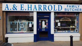 Photograph of A & E Harrold
