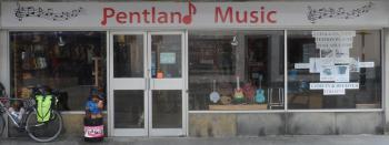 Photograph of Pentland Music