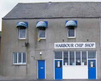 Photograph of The Harbour Chip Shop