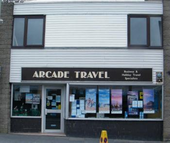 Photograph of Arcade Travel (Wick)