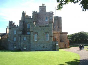 Photograph of Castle And Gardens Of Mey