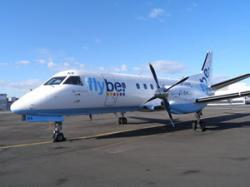 Photograph of Loganair