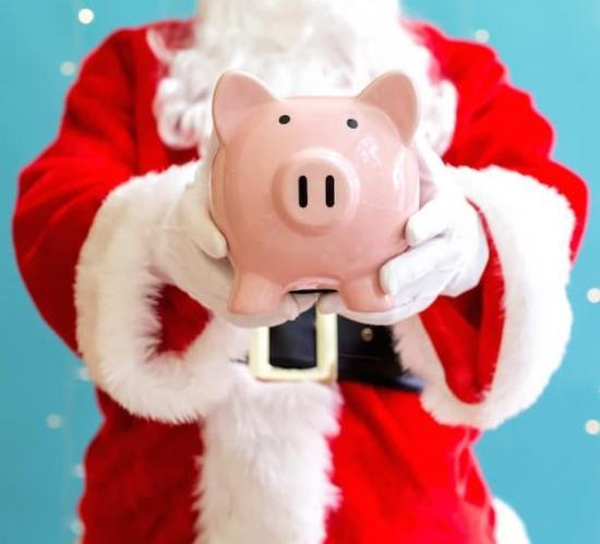 Photograph of Hi-Scot Credit Union Savers Ready For Christmas