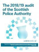 Thumbnail for article : Agreement urgently needed on police authority's functions