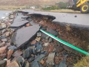 Thumbnail for article : Storm damage takes its toll on Highland roads