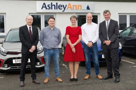Photograph of 40 New Jobs Expected In Five Years As Ashley Ann, Wick Plans Further Growth