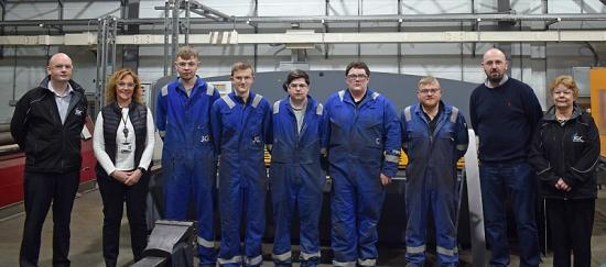 Photograph of College And JGC Engineering Support Apprenticeship Opportunities In Caithness