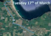 Thumbnail for article : Towheads Travelling Through Wick To Subsea 7 Wester Site - 17 March 2020