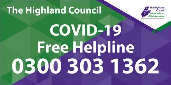 Photograph of Calls continue to come in to Council's Covid-19 helpline