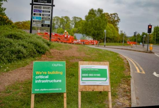 Photograph of NHS Sites In Highlands To Benefit As Construction Ramps Up On Vital Digital Connectivity