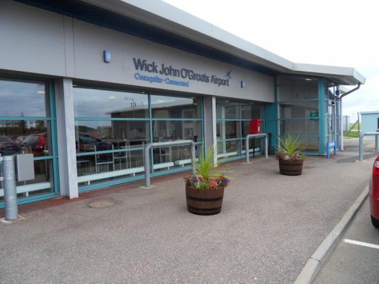 Photograph of Can Wick Airport Have Flights Again?