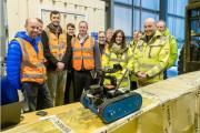 Thumbnail for article : Dounreay Explores Decommissioning With Robotics Experts