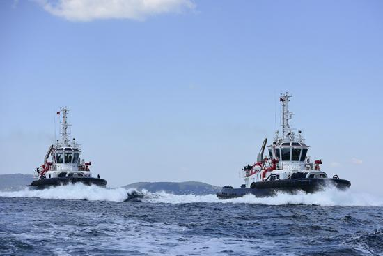 Photograph of Another Milestone For Orkney Island Council Delivery Of New Rastar 3200sx Tugs