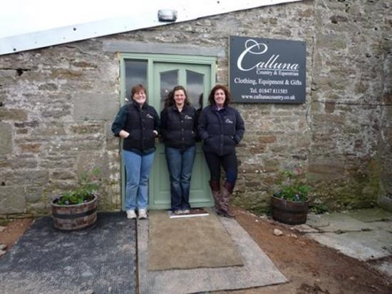 Photograph of New North Equestrian Business Defies Economic Downturn