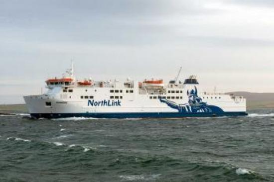 Photograph of Serco NorthLink Ferries provides update on latest travel figures