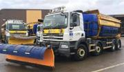 Thumbnail for article : Supporting Highland Council Winter Gritting and COVID Response Efforts