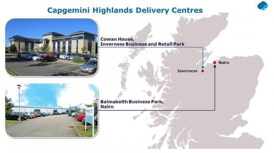 Photograph of MSP Rhoda Grant Hails Contract Win For Capgemini Which Has Operations In Inverness And Nairn