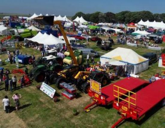 Photograph of 2021 Caithness County Show Cancelled