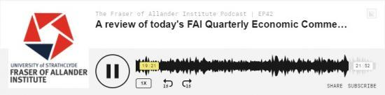 Photograph of Podcast - A Review Of FAI Quarterly Economic Commentary With Deloitte, March 2021