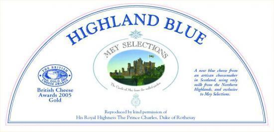 Photograph of Caithness Cows Supply Milk For New Highland Blue Cheese
