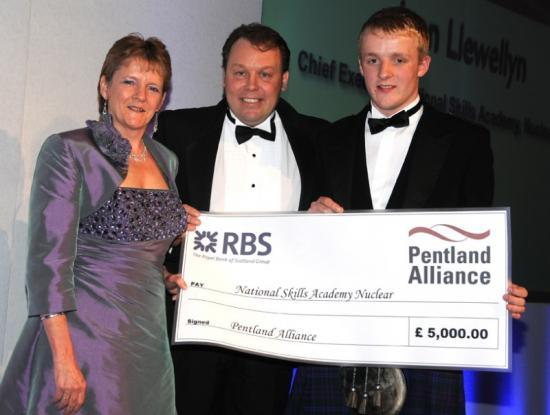 Photograph of Pentland Alliance Backs Apprentice Skills Project For Caithness