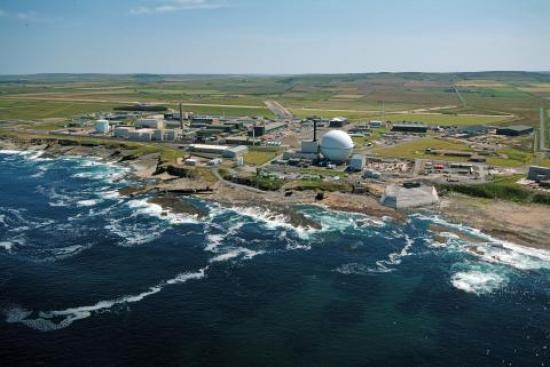 Photograph of New Report Lists Radioactive Wastes At Dounreay
