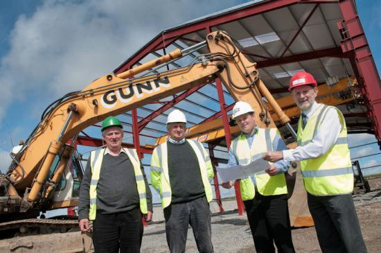 Photograph of Aberdeen Engineering Company Set To Expand Caithness Operation