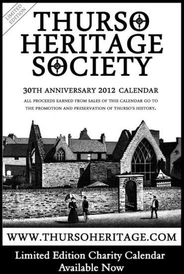 Photograph of Thurso Heritage 30th Anniversary 2012 Calendar