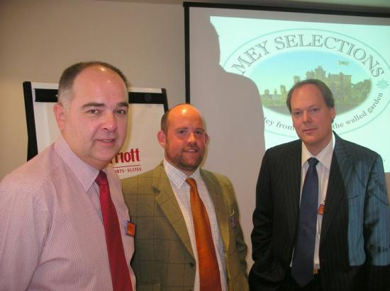 Photograph of Mey Selections North Highlands Meats Focus of Sainsbury's Training Day