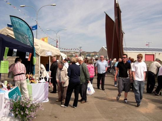 Photograph of Wick Diamond Jubilee HarbourFest Stalls - Pitches Filling Fast!